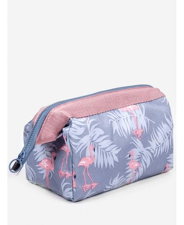 Printed Durable Cosmetic Bag