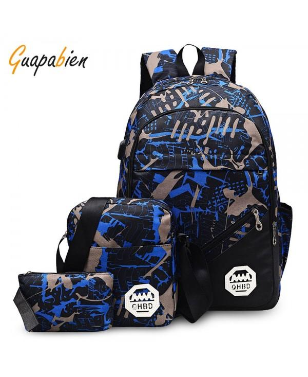 Guapabien Backpack Kit Shoulders / Single-shoulder / Hand Bag
