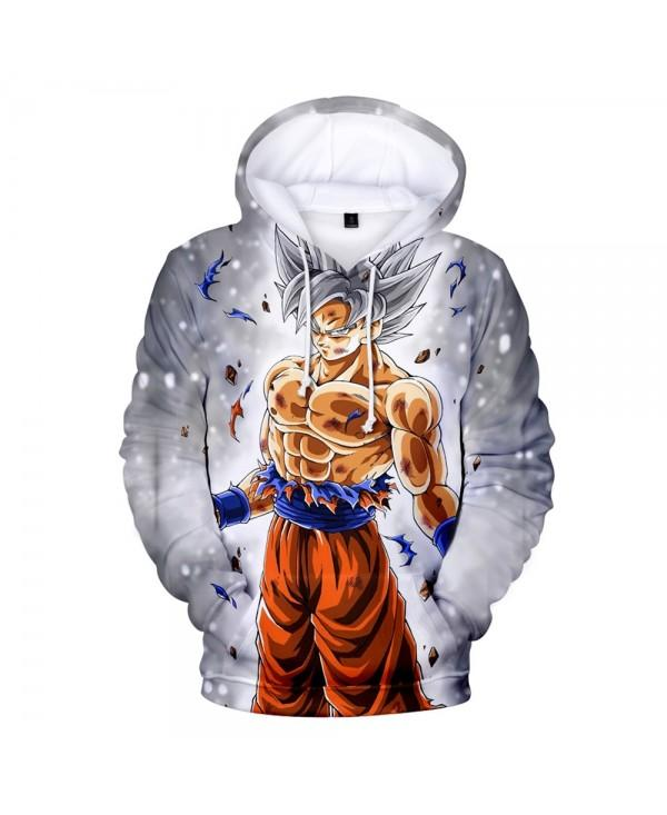 Comfortable Stylish Printed Casual 3D Hoodie