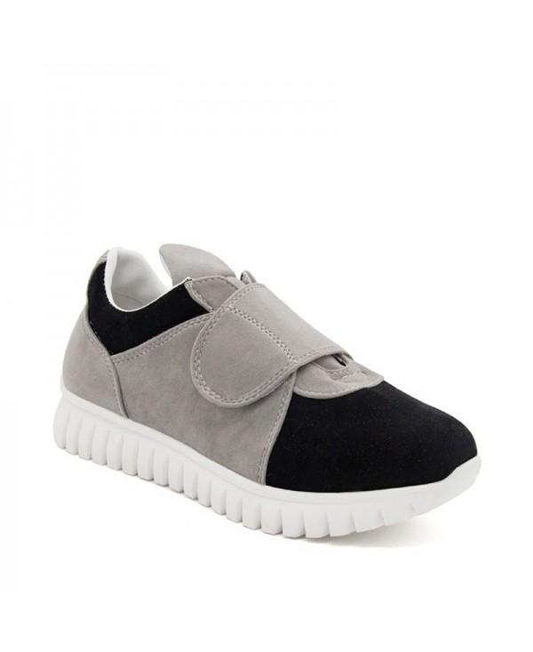 Simple Stitching Sports Shoes