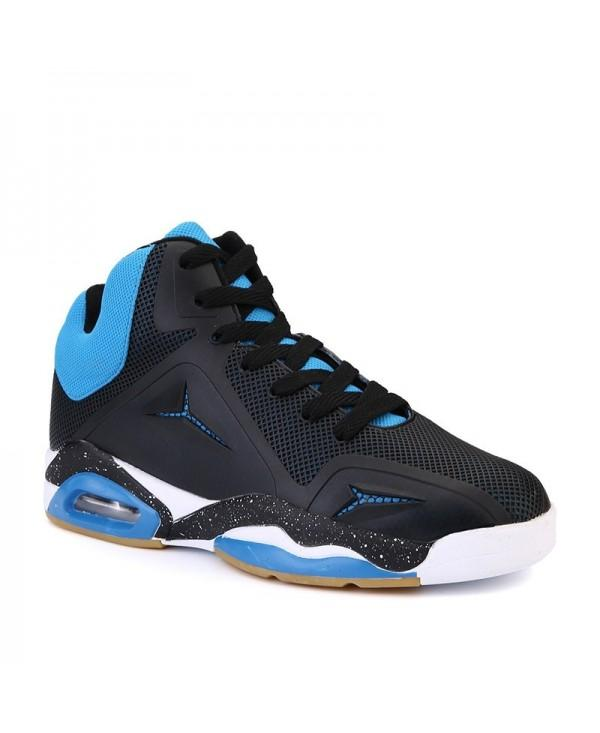 Autumn Large Size Basketball High-Top Anti-Slip Sneakers