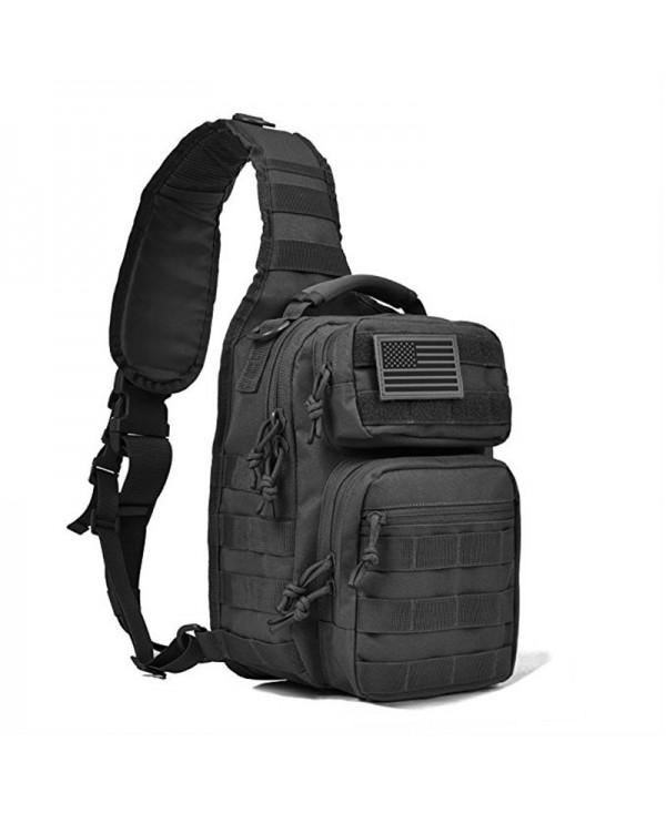 Fashion Tactical Sling Bag Shoulder Sling and a Small