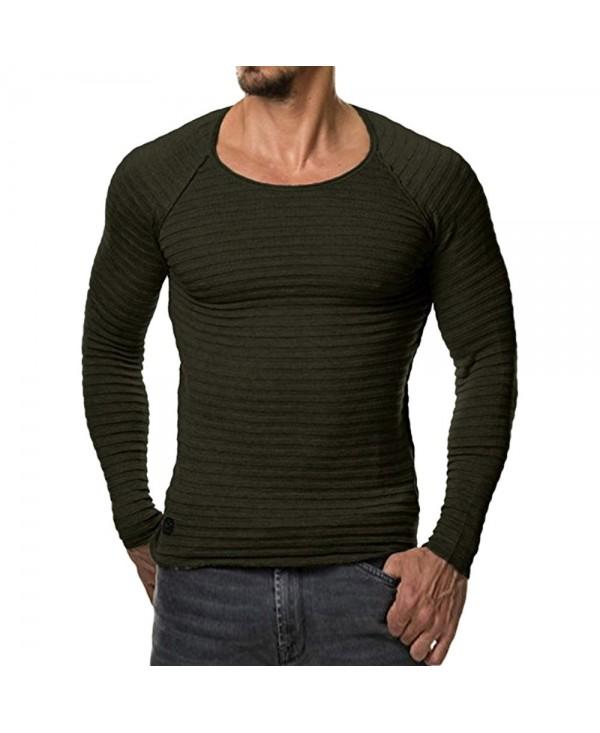 Texture Raglan Sleeves T-shirt