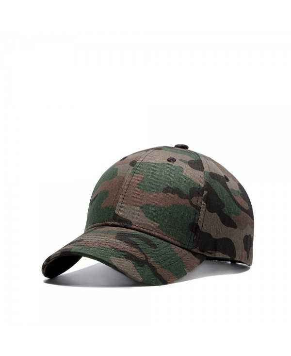 Wuke Adjustable Hat Camouflage Baseball Cap for Men