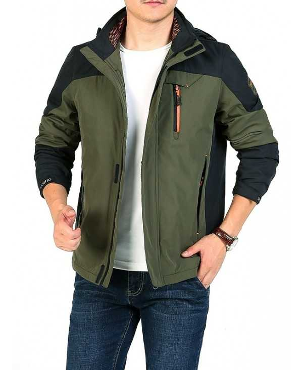 Men's Outerwear Wholesale