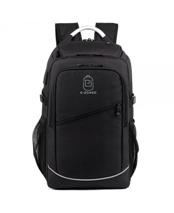 Men'S Business Computer Bags Casual Backpack