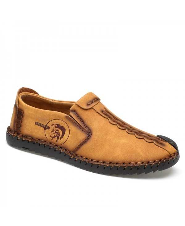 Fashion Casual Shoes British Wild Tide Shoes