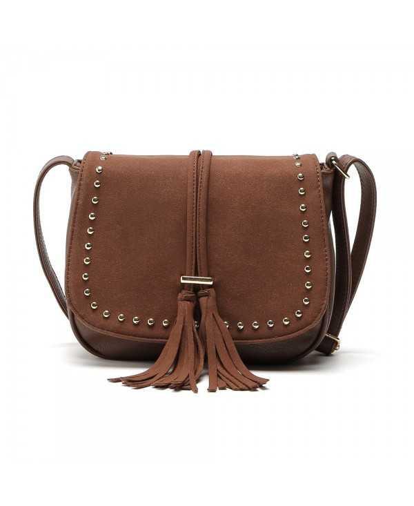 Rivets Tassels Crossbody Bags