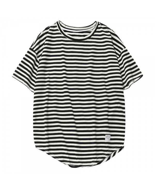 Striped Casual Tee