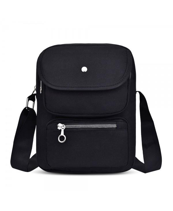 Women Men Messenger Water Resistance Shoulder Casual Crossbody Bag