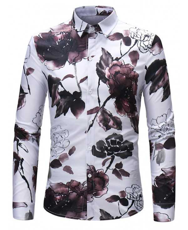 Painting Long Sleeve Shirt