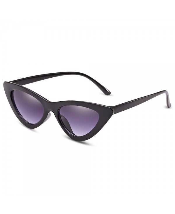 UV400 Cat Eye Small Triangle Sunglasses Eyewear Glasses for Women