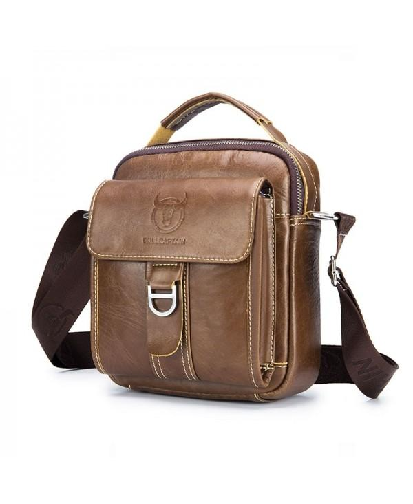 Men Shoulder Bag Vintage Style Casual Crossbody Male Messenger Bags