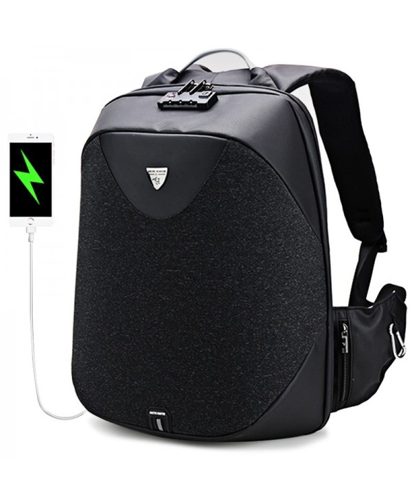 ARCTIC HUNTER Anti-theft Smart USB Recharge Backpack