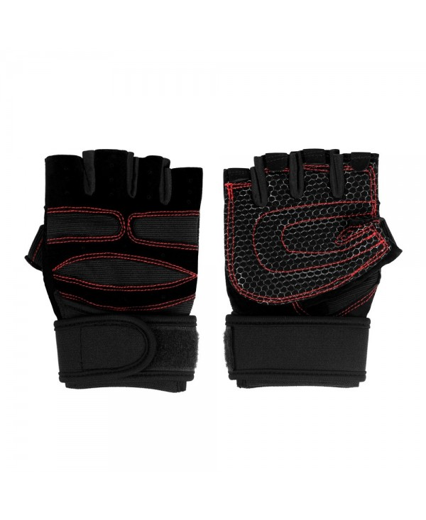 Sport Gloves Fitness Training Gym Gloves for Men Women (XL)