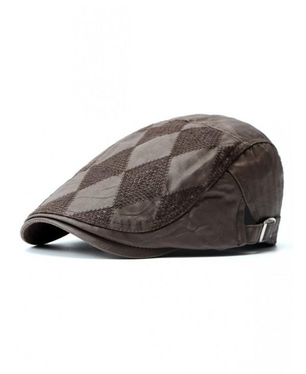 Rhombus Adjustable Duckbill Cap