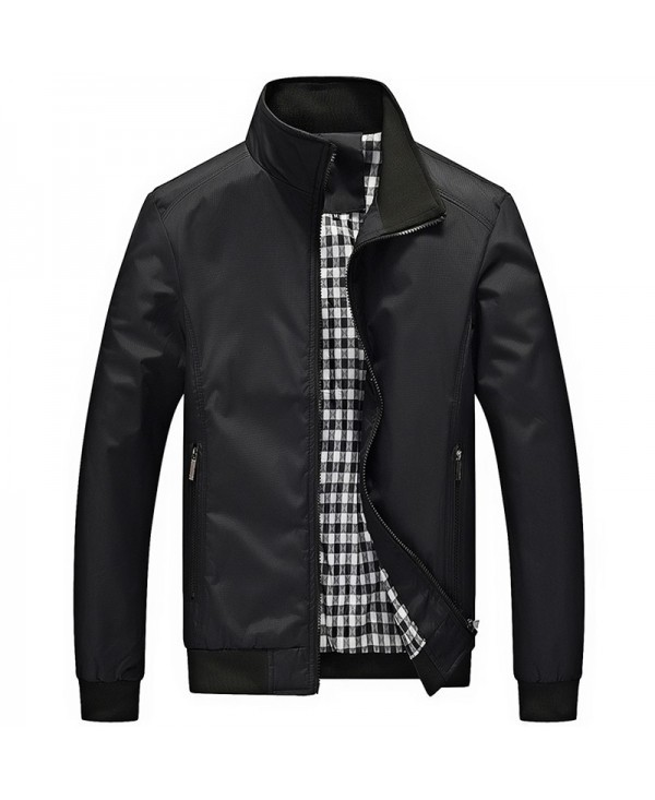 Men's Thin Fall Fashion Jacket