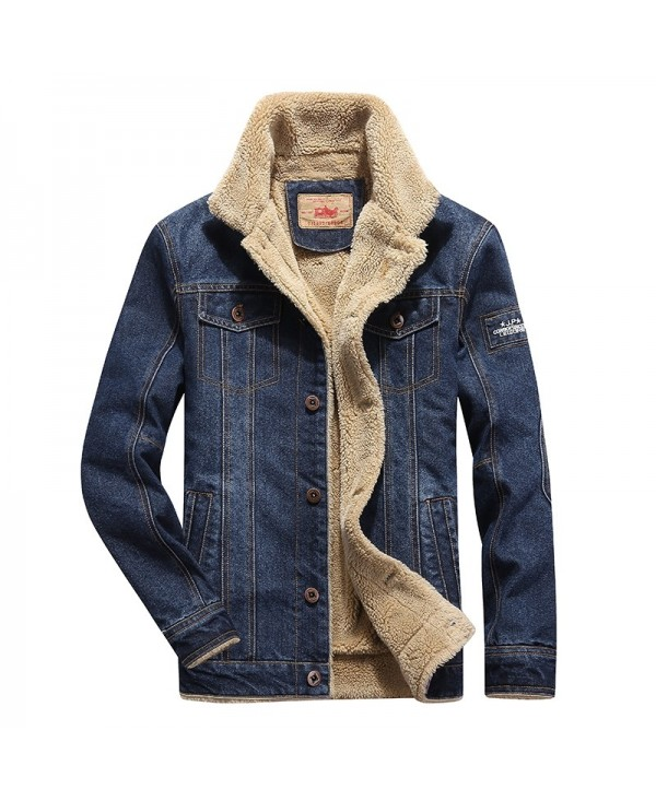 Men'S Jacket Winter Heavy Jacket