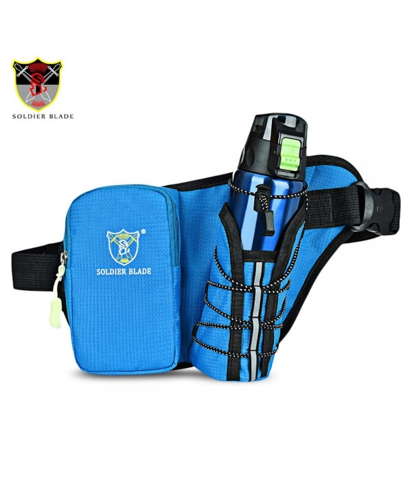 SOLDIERBLADE Waist Pack Sports Running Belt Water Bag