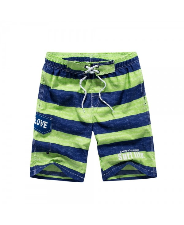 Men's Solid Sexy Fashion Bottoms Swimwear Swimming Trunks