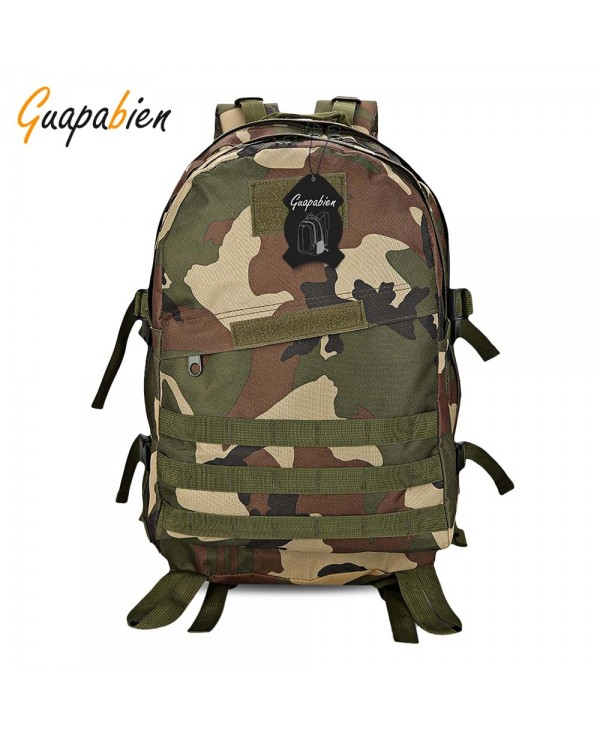 Guapabien Casual Waterproof Wear Breathable Sports Shoulder Backpack