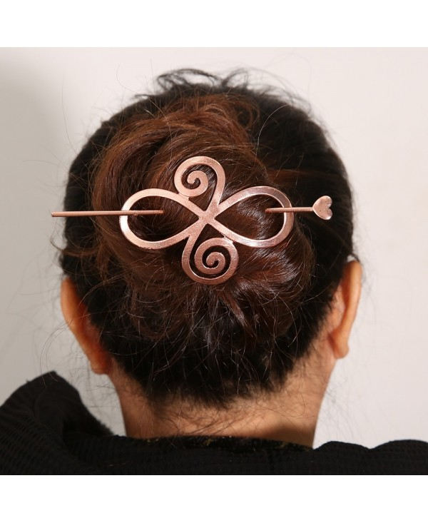 New Alloy Hollow Bends A Word Hairpin Simple Hairpin Hair Accessories