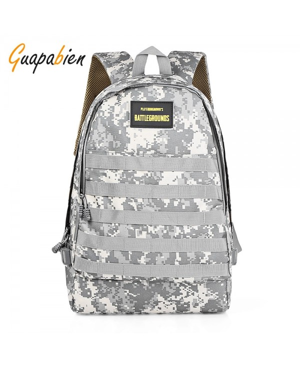 Guapabien Outdoor Backpack Laptop with USB Charging Port