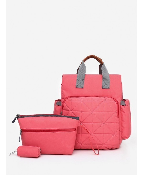 3 Pieces Multi Functional Mommy Bags