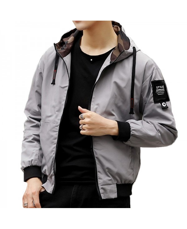 Men's Fashion Casual Spring Jacket