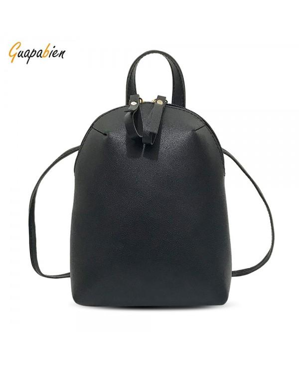 Guapabien Women Simple Portable Crossbody Bag