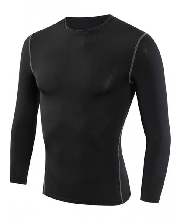 Tight-fitting Sport Long Sleeves T-shirt