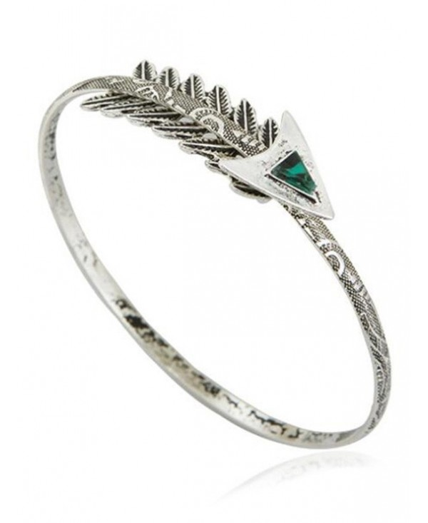 Vintage Alloy Arrow Arm Bracelet