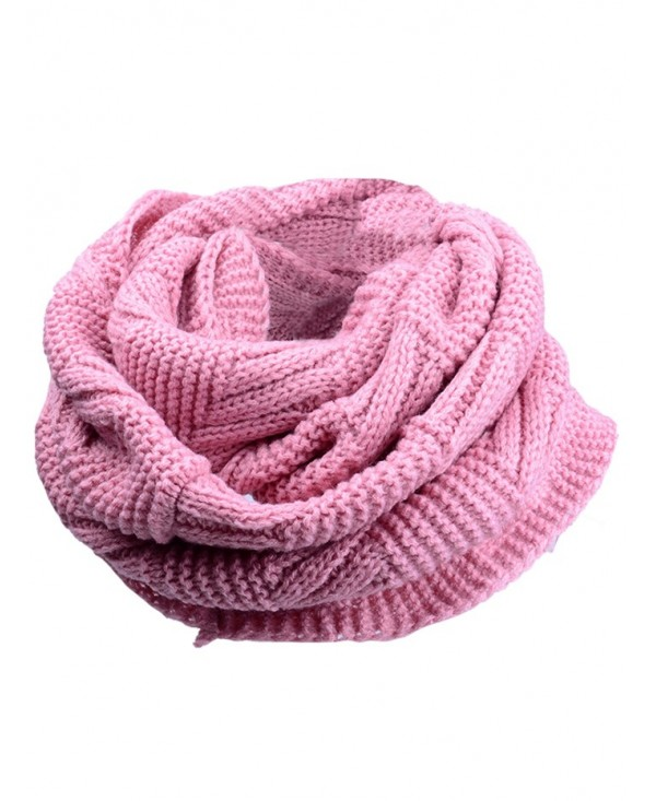 Vintage Thicken Ribbed Chunky Knit Scarf