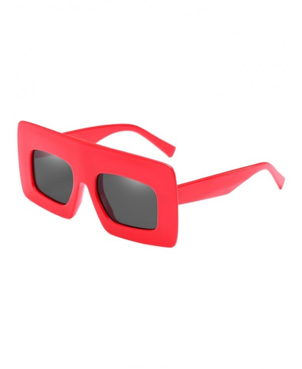 Unique Wide Frame Sun Shades Sunglasses