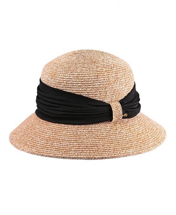 Simple Wide Brim Travel Holiday Sun Hat