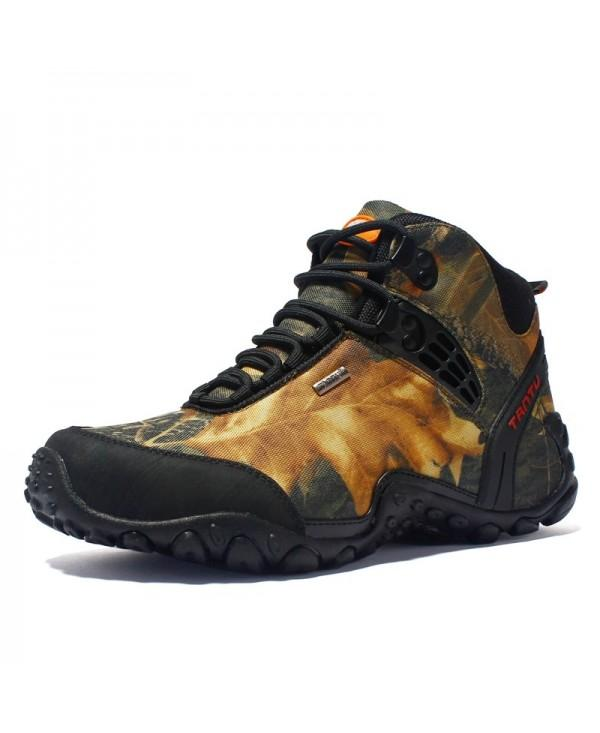 High-top Outdoor Camouflage Hiking Shoes for Men