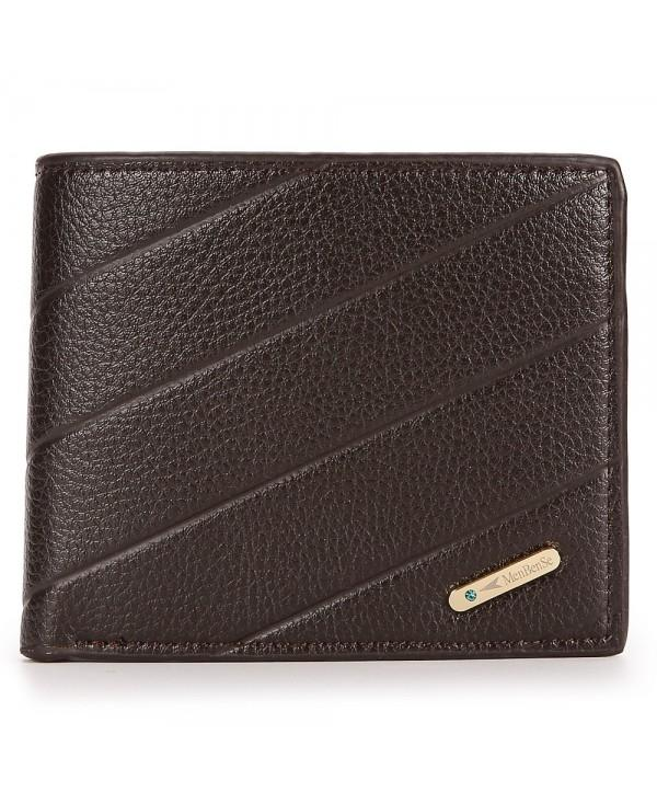 Stylish Durable Men Leather Wallet