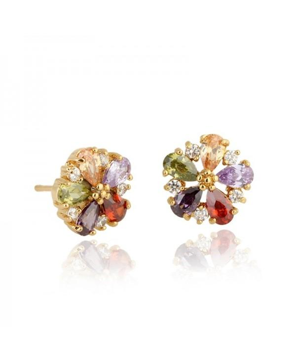 Fashion Zircon Earrings ERZ0166