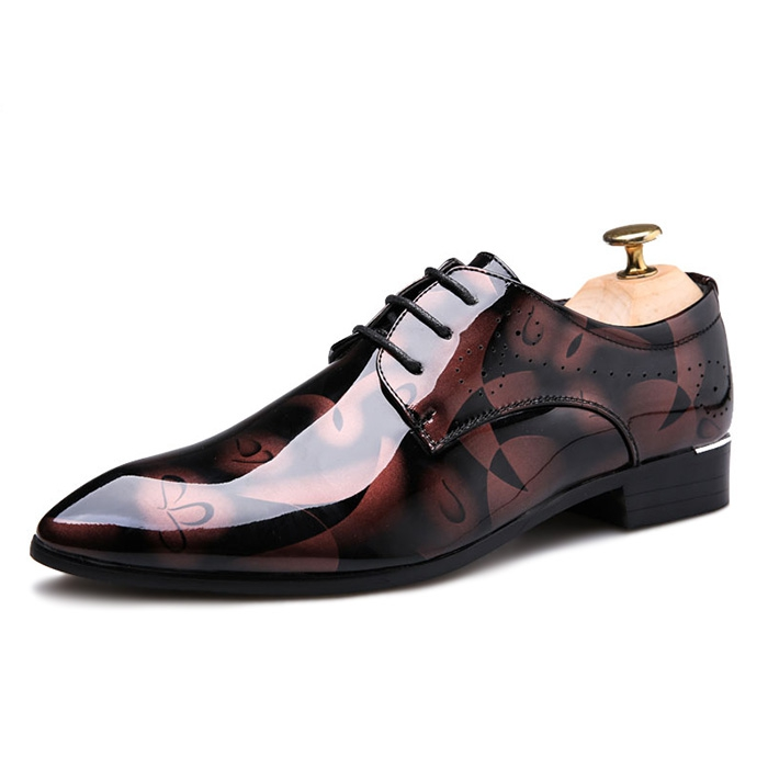 <span>for men</span>Printed Dress Shoes