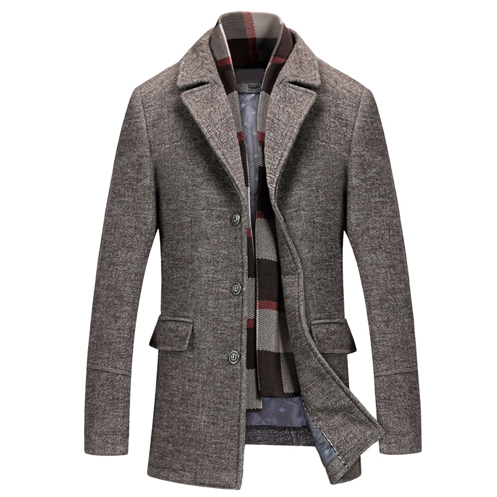 <span>for men</span>Windbreaker Coat